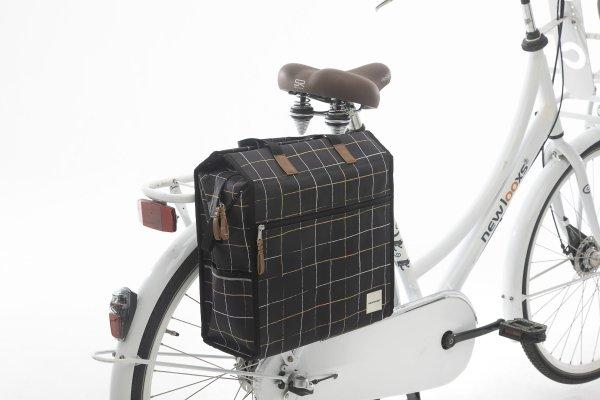 New Looxs Fahrradtasche für den Gepäckträger Shopper für den kleinen Einkauf