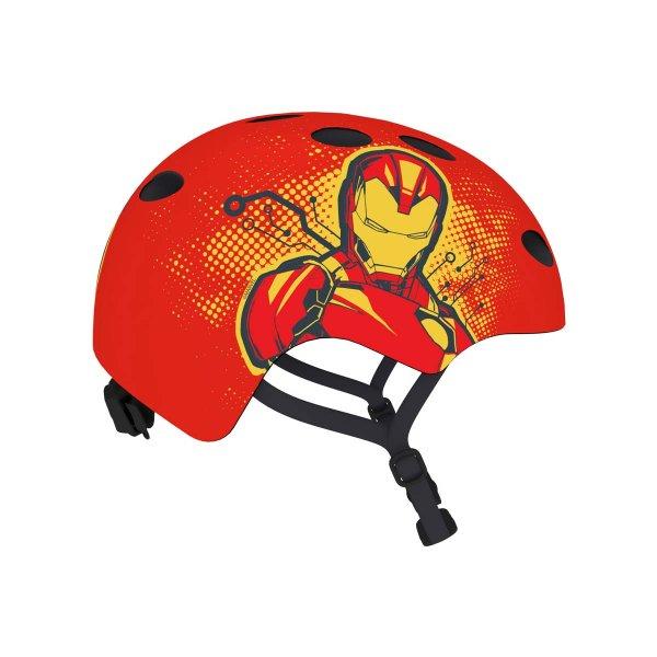 Cooler Kinderhelm rot Avengers Iron Man von Disney®