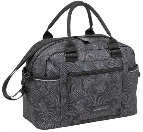 Gepäckträgertasche Bari Fächermuster