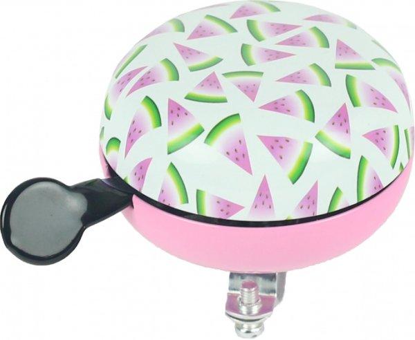 Extra große Ding-Dong Glocke Wassermelone