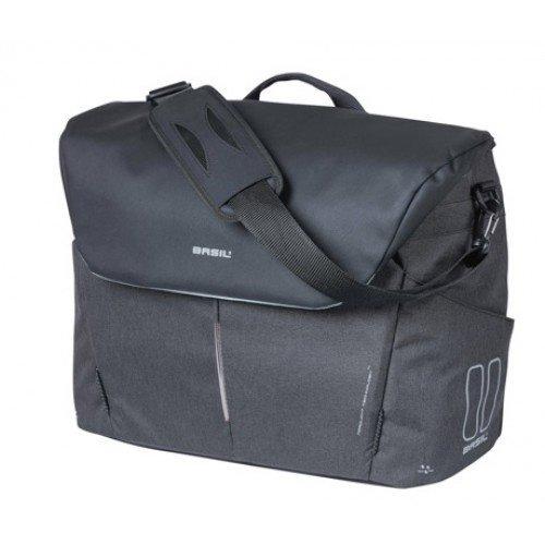 Business Fahrradtasche mit Laptopfach und Zubehör