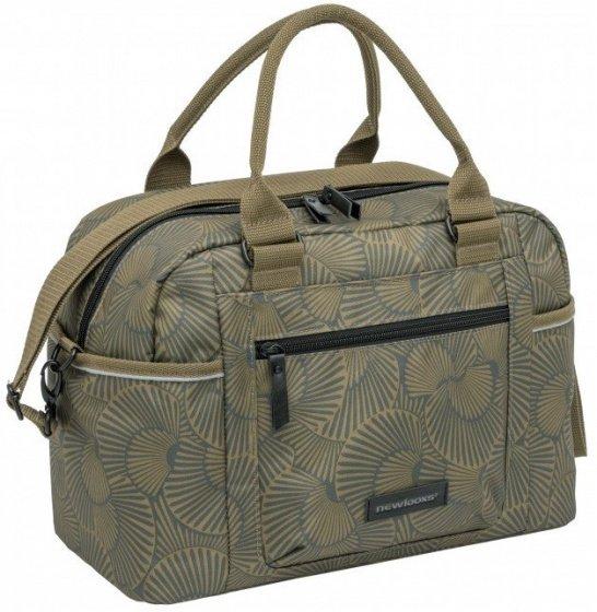 Chice sportliche Gepäckträgertasche mit ausgefallenem Muster