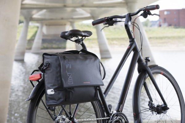 Messenger Bag Laptoptasche für Gepäckträger für Fahrrad Pendler